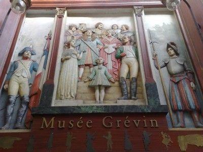 Le musée Grévin...