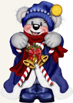 Taddy Teddy et Noël  !