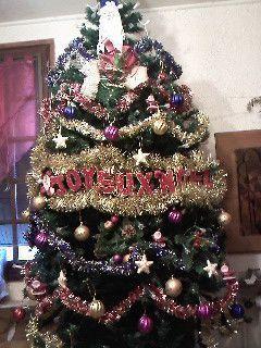 Chiquita prépare Noël !!!