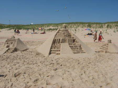 Château de sable !