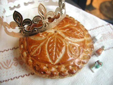 La galette des rois !