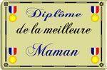 Diplômes - Pour Maman -
