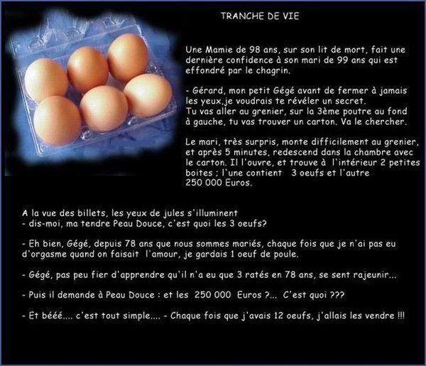 Humour sur les hommes !!!