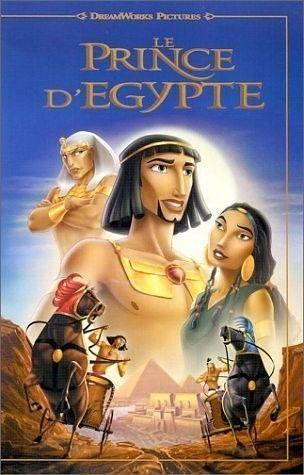 Le prince d'egypte...