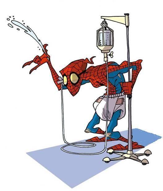 Joyeux 50éme Anniversaire Spiderman !