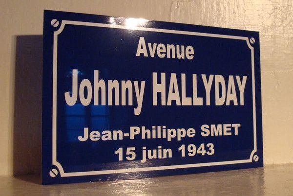 Johnny Hallyday !