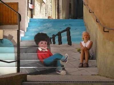 Peinture 3D.