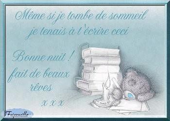Bonne Nuit à vous tous !!!